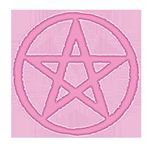 pink-pentagram – Hazellie Wong